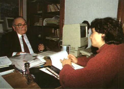 Alfontso Irigoien euskaltzaina