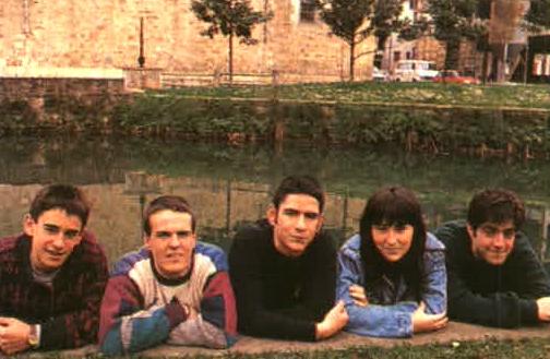 Bertsolari gazteak 1992