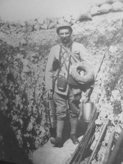 Bertsolariak eta 1914-18ko gerra