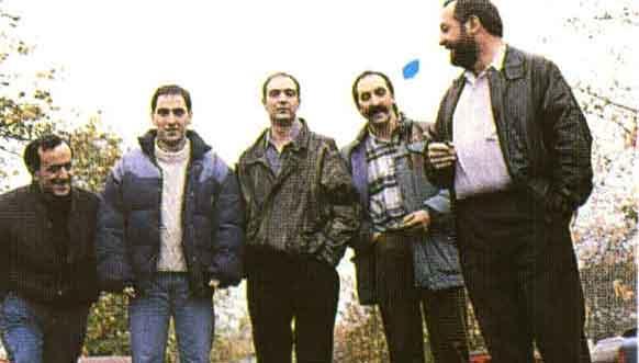 Txapelketa Nagusia 1993, kiniela
