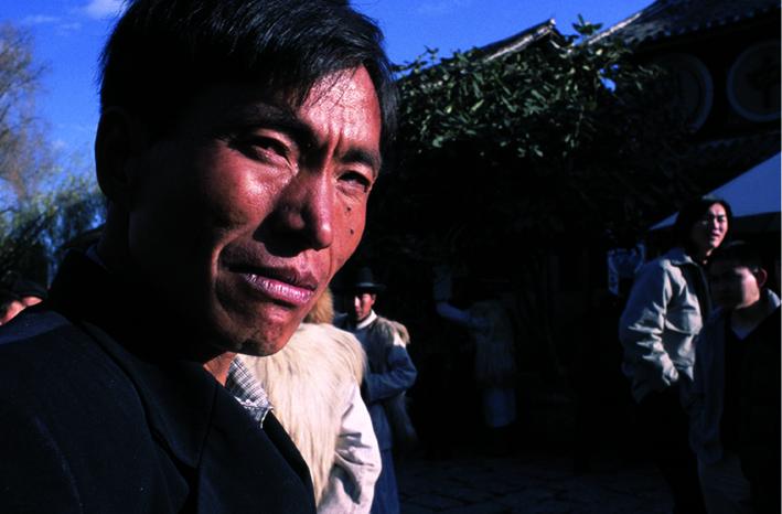 Txina, 2003