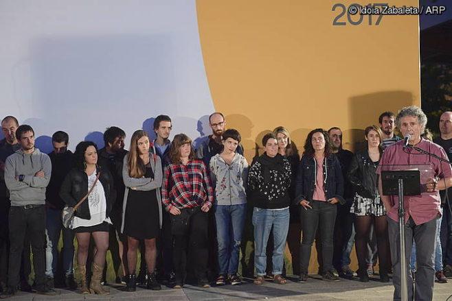 Bost lapurtar Euskal Herriko Bertsolari Txapelketan