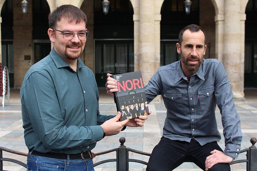 NORI komikia: egileei elkarrizketa Euskadi Irratian