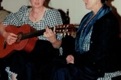 Pic 10 Eva Fuchs-Silberberger and Traudi Haas 1998