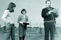 Eskolarteko bertsolari txapelketa. 1980