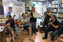 Sofia Morales, nova veu en la jota improvisada de l'Ebre