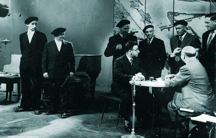 BERTSOLARIYA-TIK  (1931-1932)  BERTSOLARI-RA  (1991-…)