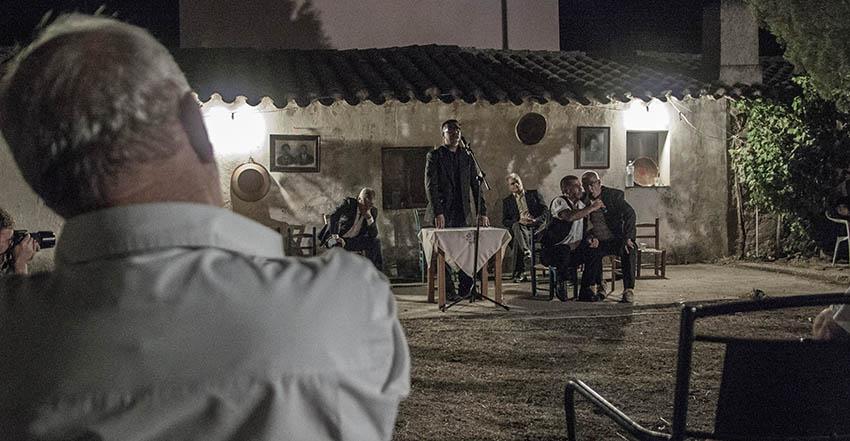 Sardiniatik  poesia  campidandarra  euskaldunentzako