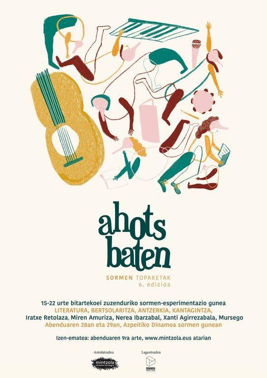 """""""Ahots Baten"""" ekimena ospatuko da abenduan"""