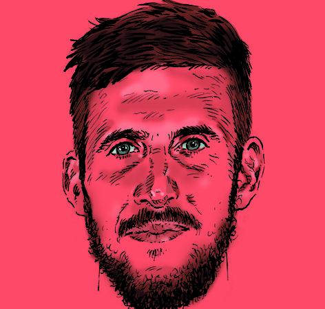 Oier  Sanjurjo  Maté:  Osasuna  Futbol  Klubeko  jokalaria