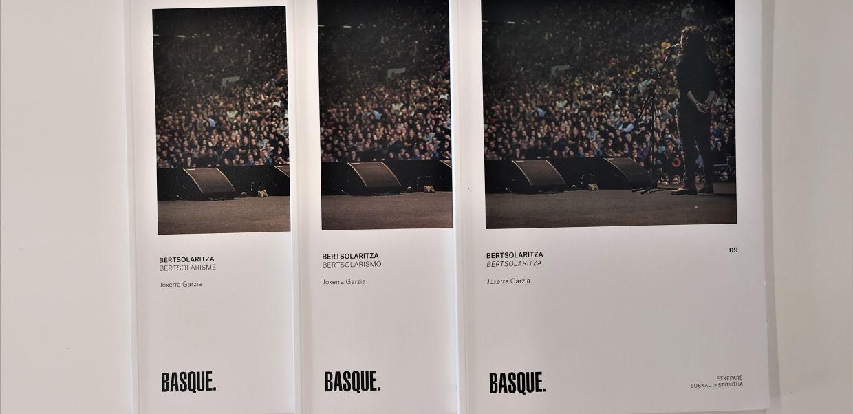 'Basque. Bertsolaritza'