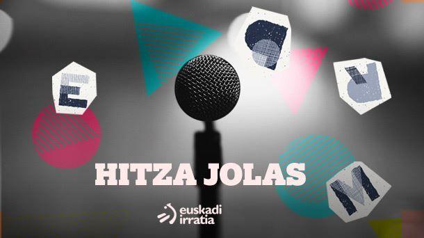 """""""Hitza Jolas"""" Euskadi Irratiko uhinetara itzuliko da apirilaren 17an"""